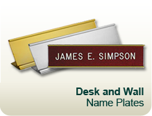 Engraving & Name Badges